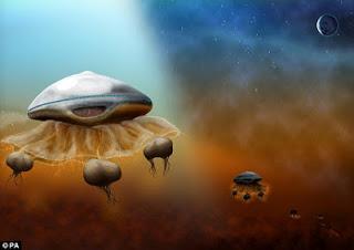 Inilah Penafsiran Gambaran Bentuk Mahluk Planet yang Asli